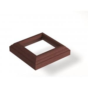 Юбка столба ДПК, Вудвекс, тёмно-коричневый