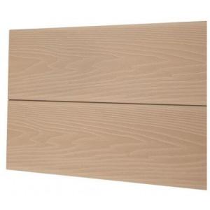 Фасадная панель-планкен (пшеничный)