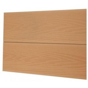 Фасадная панель-планкен (дуб)