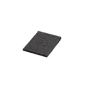 Резиновая подкладка под лагу, 60*80*6 мм, резина