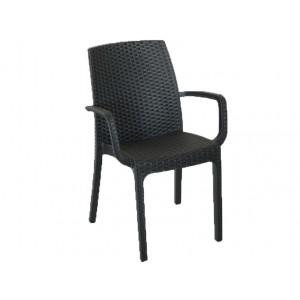 Удобный стул для террас, балконов, патио